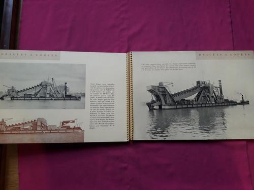 catalogo holandes material de arrastre marino areneros