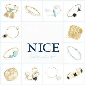 433ae942c023 Catálogo Kit Inicio Nice Joyeria Baño D Oro Con Catalogos Kn