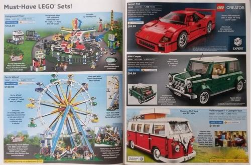 catalogo lego 2016