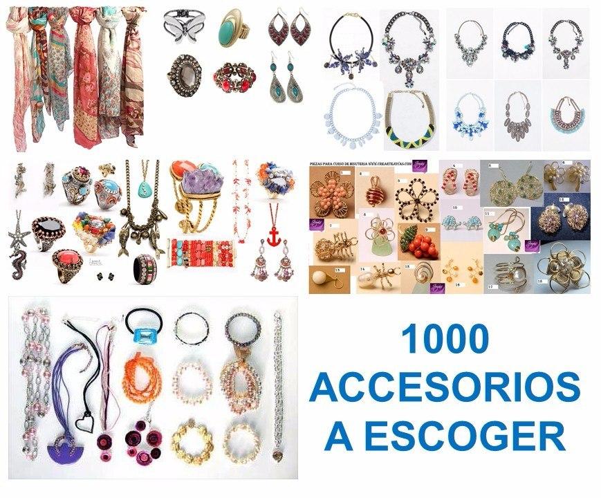 eac47ac99d69 Catálogo Lote De Bisuteria Mayoreo Desde 1.50 A -   10.00 en Mercado ...
