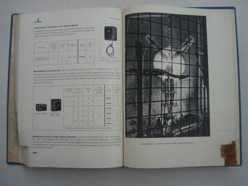 catalogo manual siemens & halske año 1937,