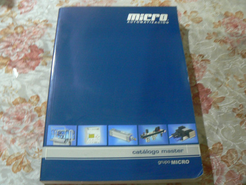 catalogo master. micro automatizacion. grupo micro.