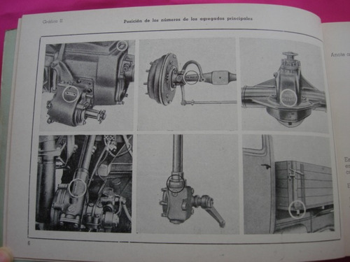 catalogo mercedes benz tipo l-312 con graficos d orientacion