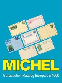 catálogo michel inteiros de europa em oferta especial !!!