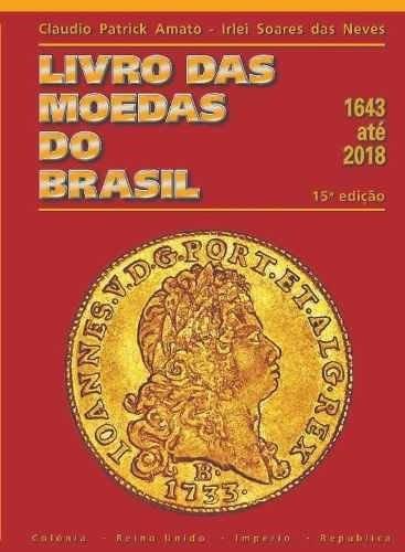catalogo moedas do brasil 2018 frete grátis