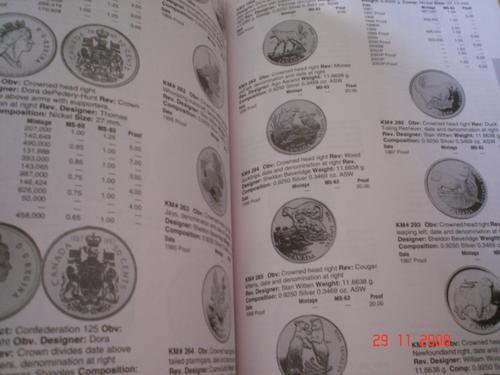 catálogo moedas usa / canadá / méxico 2009 com dvd - 648 pg