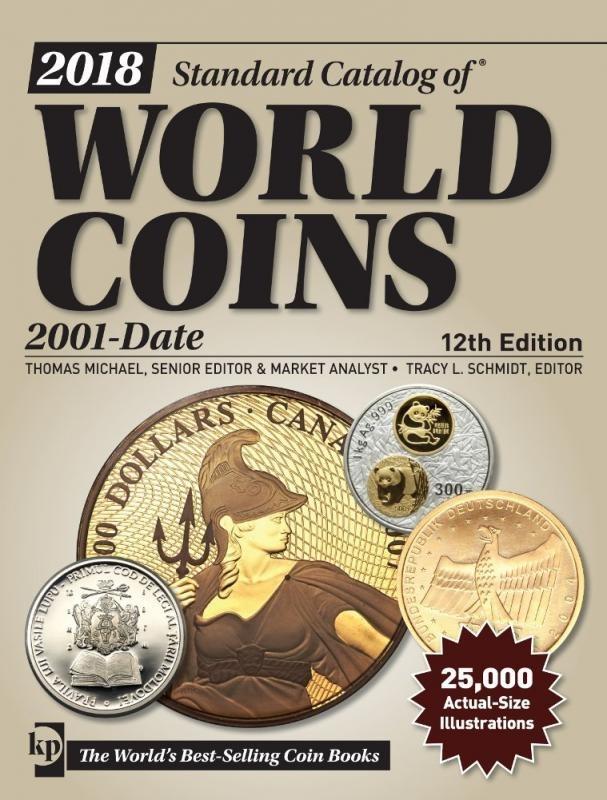 Cat logo mundial de moedas world coins money 1601 2017 r 25 00 em mercado livre - Coin casa catalogo 2017 ...