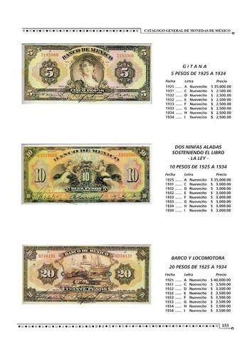 catálogo numismatico de monedas de méxico pdf. + regalo
