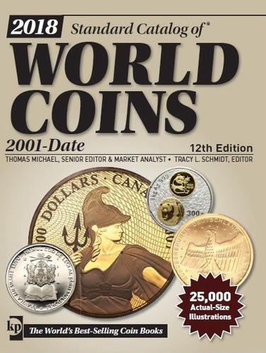 catalogo numismatico world coins monedas 2018  12
