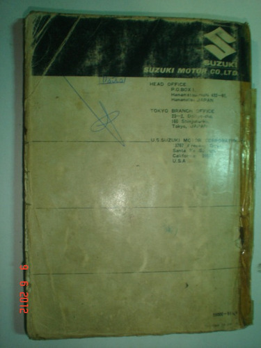 catalogo peças moto suzuki gt 750 original manual gt750 roda