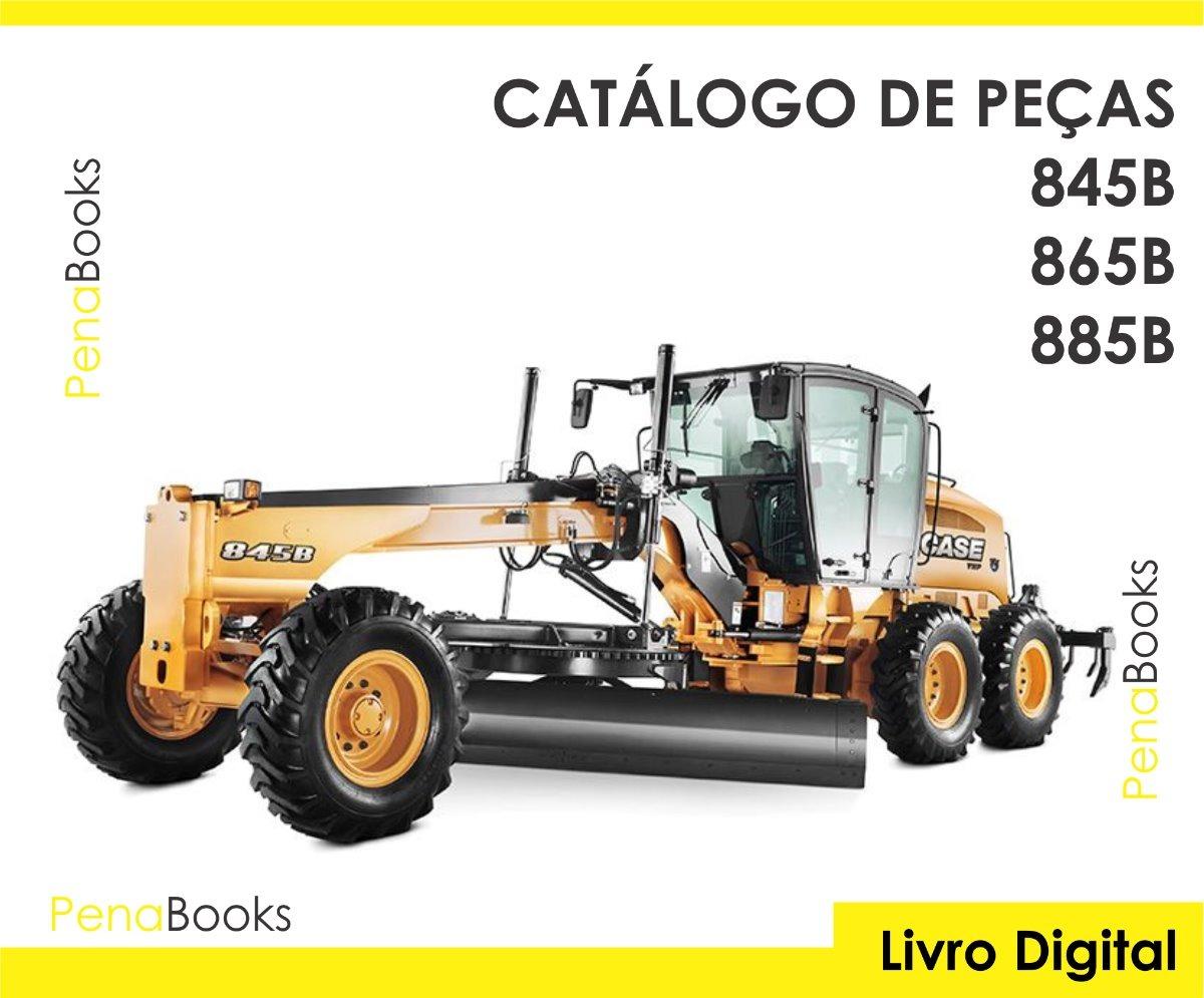 Cat logo pe as motoniveladoras case 845b 865b 885b r 21 for Catalogo case