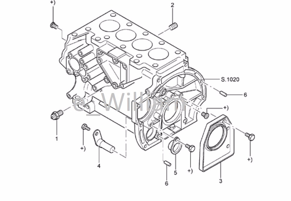 Catalogo Pe�as Ppa Ford Courier 1997 A 2013 Motor Todos R 6500 Rhprodutomercadolivrebr: Ford Courier Engine Diagram At Gmaili.net