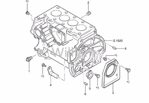Catalogo Pe�as Ppa Ford Courier 1999 Zetec Se 14l 16 V R 5700 Rhprodutomercadolivrebr: Ford Courier Engine Diagram At Gmaili.net
