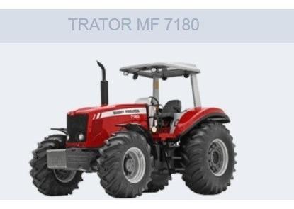 catálogo peças trator massey ferguson  mf 7180