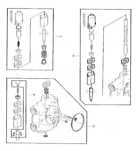 catálogo peças tratores john deere 6145j