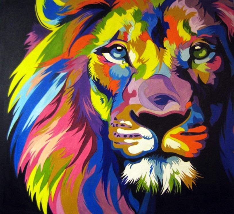 Catalogo pinturas oleo obras reproduccioes los mejores - Cuadros modernos con mucho color ...