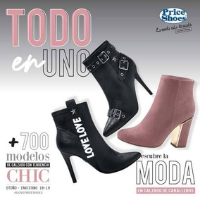 2a55c755 Catalogo Virtual Price Shoes en Mercado Libre México