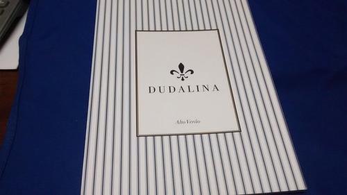 catálogo revista dudalina r$ 10,00