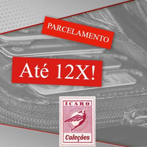 catálogo selo raridades filatélicas venda sob oferta- l.2072