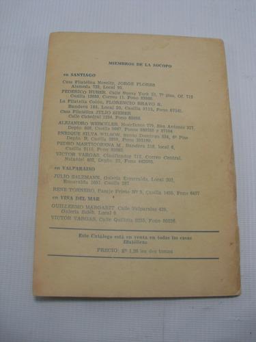 catalogo socopo 1961 tomo 1