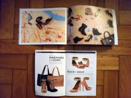 88fda731bc Catálogos De Sapatos Botas Bolsas Acessórios Femininos 2013. - R$ 15 ...