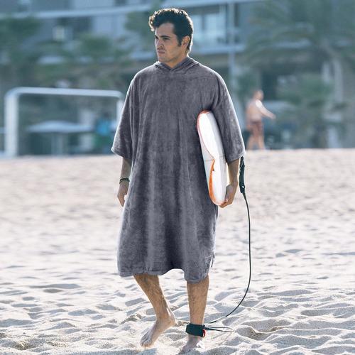 Ag Traje Absorbente De Surf Poncho Baño Catalonia Hooded OikPuXZ