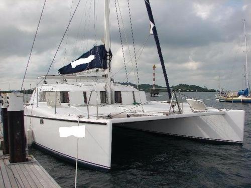 catamarã 42 pés