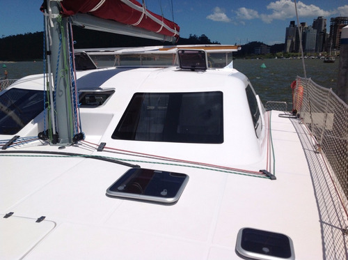 catamarã catflash 35 ano abril 2017 completamente equipado