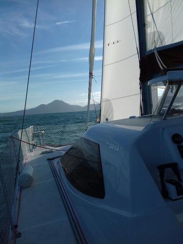 catamarã catflash 35 novo abril de  2017 super equipado