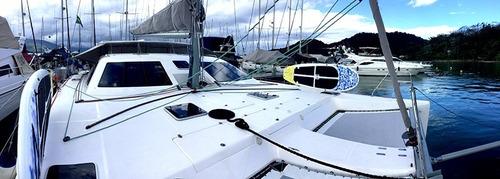 catamarã catflash 43 ano 2016/17 super equipado e novíssimo