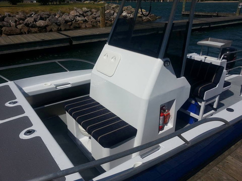 catamarã de aluminio naval ub pescaria e passeio