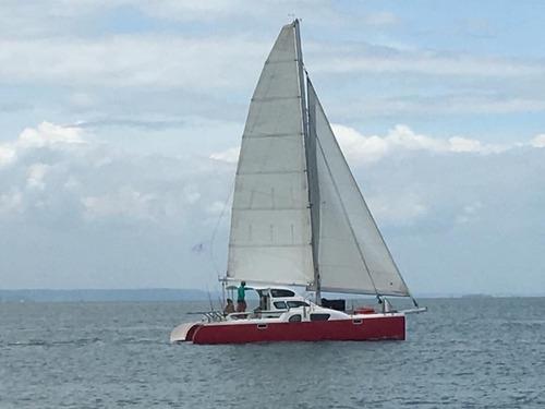 catamarã praia 30 ano 2012 único dono