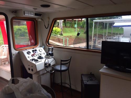 catamaran artesanal