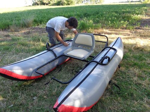catamaran inflable