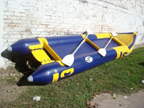 catamaran inflable desarmable - astillero tozzoli