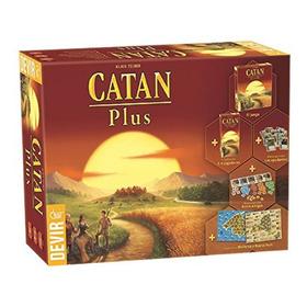 Catan Plus Juego De Mesa + Envío!