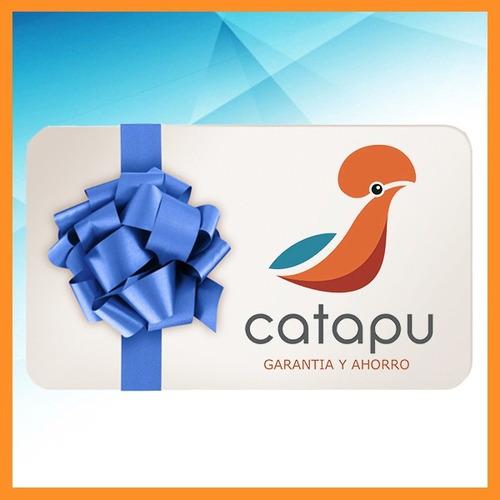catapu gift card (pagos en nuestra tienda)
