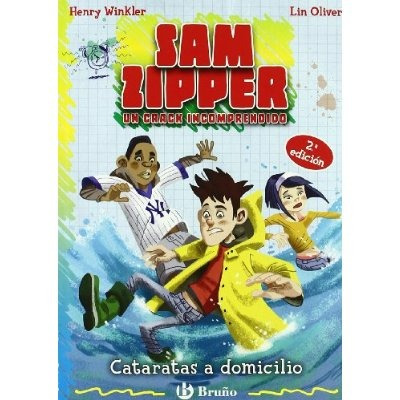 cataratas a domicilio: sam zipper, un crack inc envío gratis