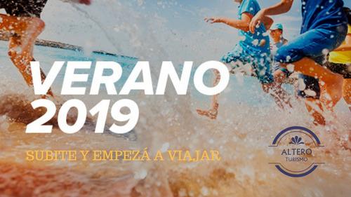 cataratas y todos los destinos que quieras!!! verano 2019!!!