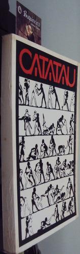 catatau - paulo leminski - 1ª edição