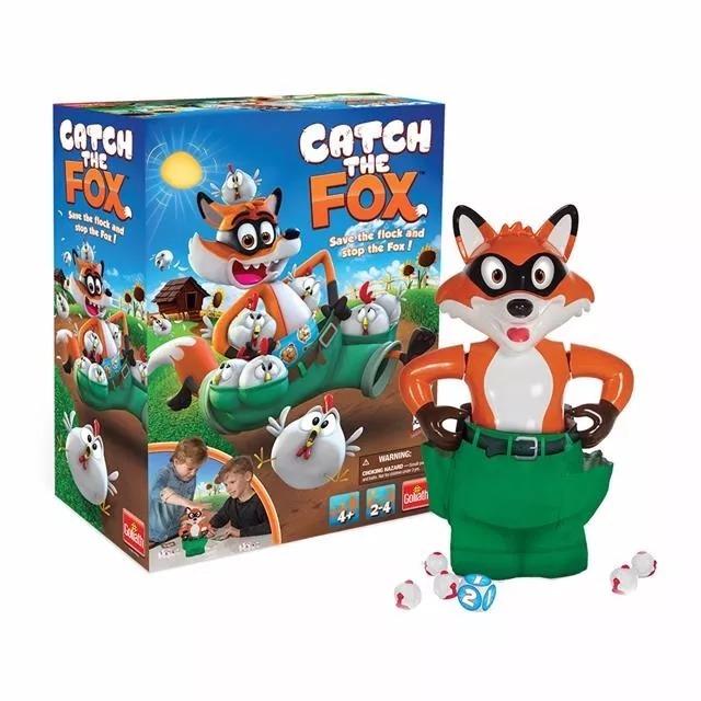 Catch The Fox Atrapa Al Zorro Juego De Mesa Original 920 00 En