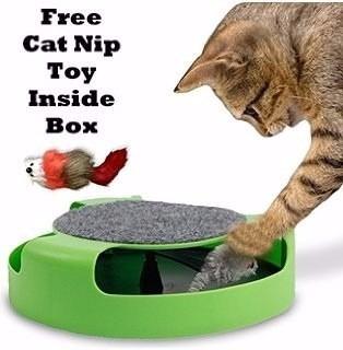 catch the mouse jugete para tu gatico