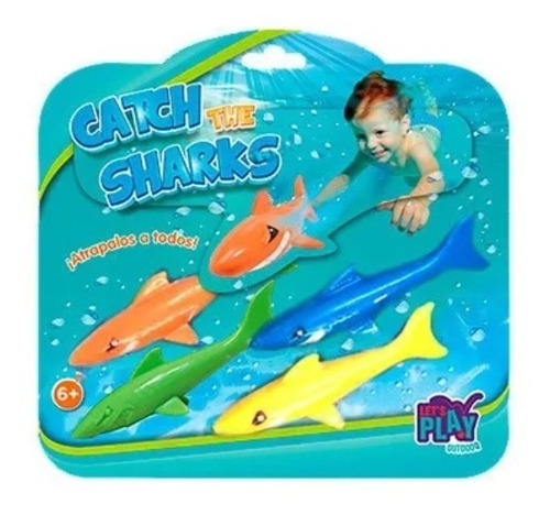 catch the sharks tiburones de buzeo pileta ikout0008
