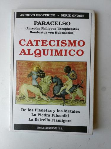 catecismo alquimico paracelso