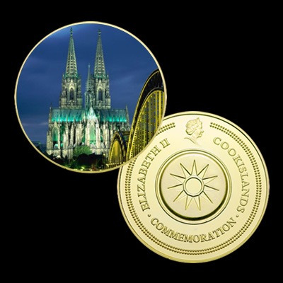 catedral de cologne - alemanha - 10825 - frete grátis