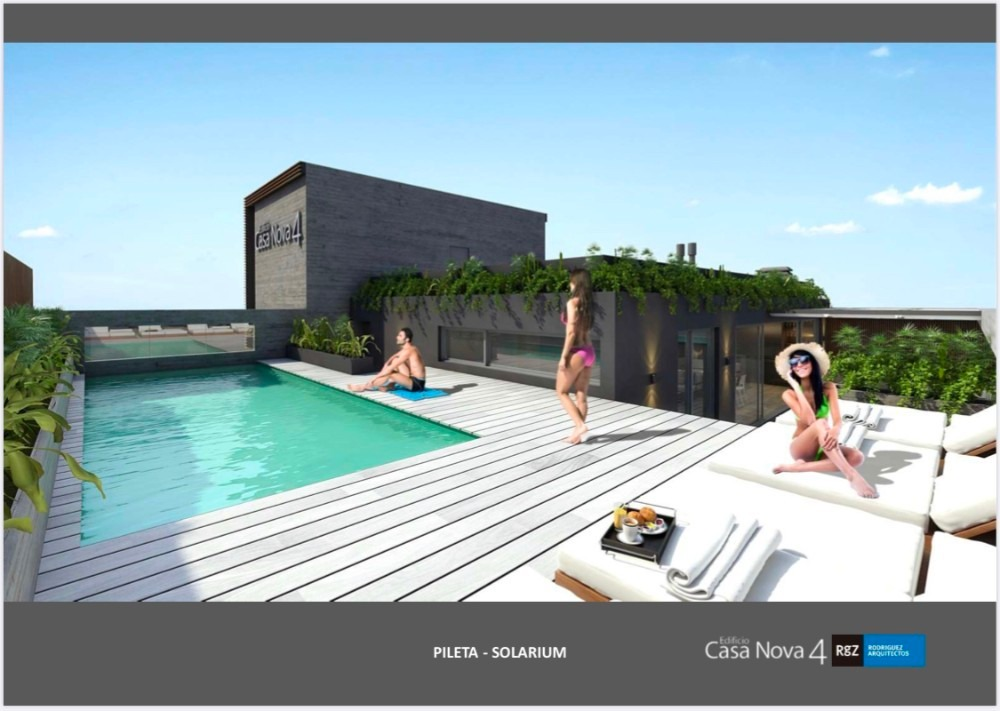 categoria!! bº general paz - un dormitorio mas balcon terraz