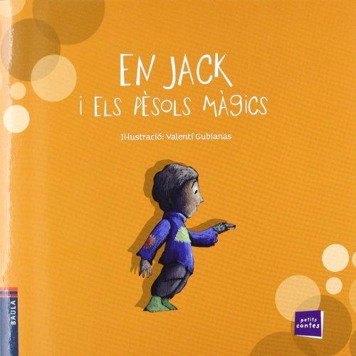 (cat).en jack i els pesols magics.(petits conte envío gratis