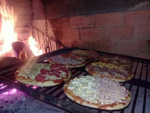 catering canilla libre de pizzas, calzones pizzas mialti