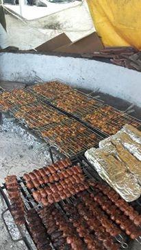 catering de asado parrillero asador pernil pata de ternera