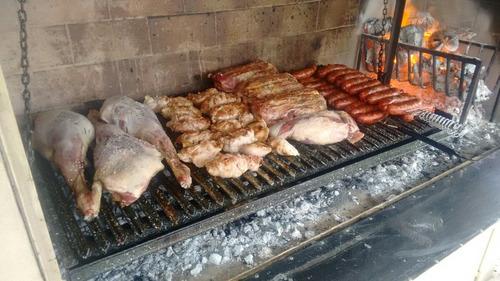 catering de asados - parrillero